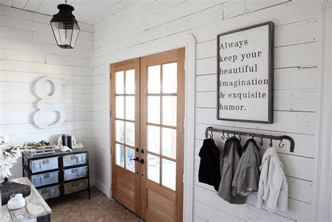 Joanna Gaines Dining Room Wall Paper How To Incorporate Chip And Joanna S Fixer Style
