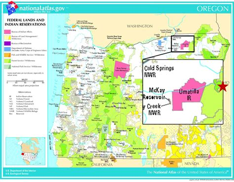 map of oregon tribes list of indian reservations in oregon