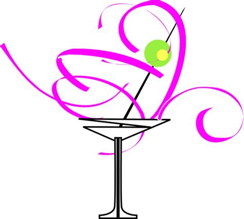 martini cartoon clip martini glass 2 clip art at clker com vector clip art