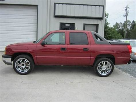 Chevrolet Avalanche For Sale In Nc Chevrolet Avalanche For Sale Carolina Carsforsale