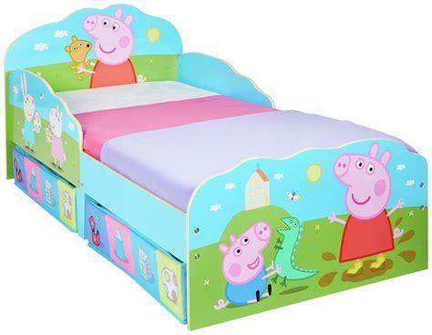 peppa pig toddler bed peppa pig toddler bed