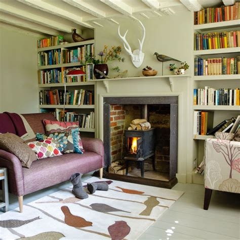 Living Room Decorating Ideas Country Style Friday S Woodland Inspired Decorating Room Envy