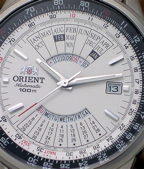 Orient Multi Year Calendar orient multi year calendar ceu07005wx yeoman s