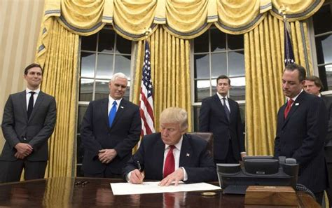 trumps oval office trump dumps tpp the canadian business journal
