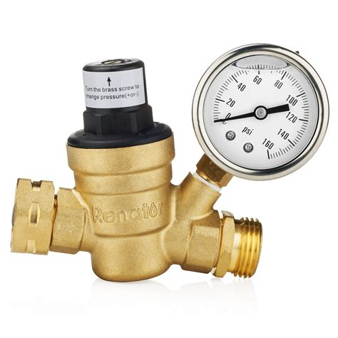 water pressure regulator 4 pack flow pur 8 carbon block filter comparaible cartridge wcbcs 975 rv by cfs