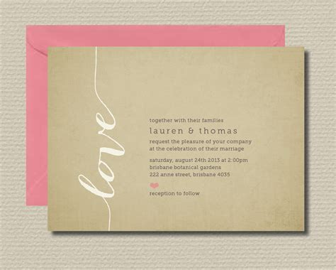 20 New Wedding Invitation Rsvp Wording   koelewedding.com