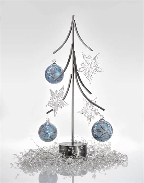 tree ornament display by ken girardini and julie girardini