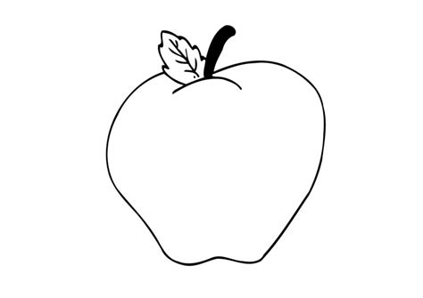apple coloring pages kindergarten apple coloring pages to print