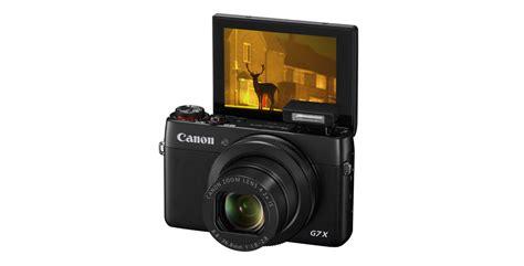 Kamera Canon X2 canon powershot g7 x lyd bilde