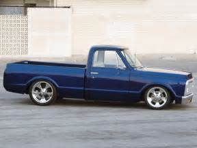 Chevy Truck Custom Wheels 1972 Chevy C10 Truck Rod Network