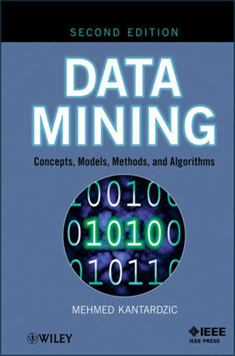 introduction to data mining 2nd edition what s new in computer science books wiley data mining concepts models methods and