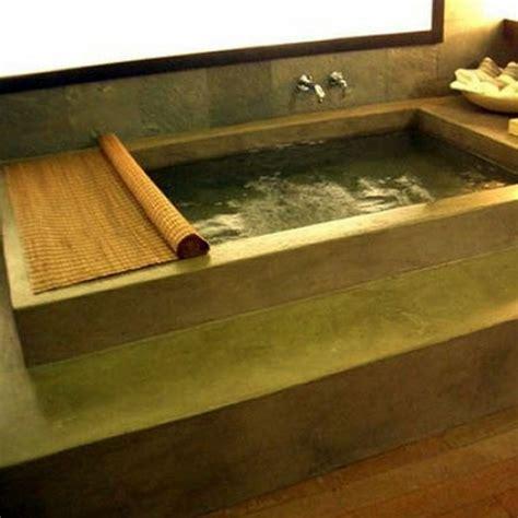 vasca in resina foto vasca da bagno stile lusso moderno de pavimento