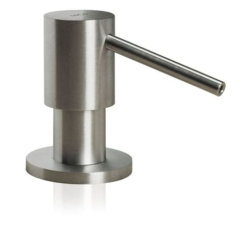 Ideas For Stainless Steel Soap Dispenser Design Kitchen Exciting Modern Stainless Steel Clear