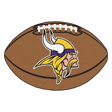Minnesota Vikings Rugs by Minnesota Vikings Fanmats Football Rug Target