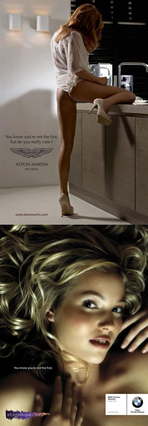 used aston martin ad purely entertaining you you re not the to