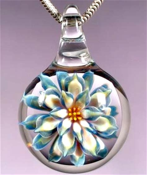 how to make glass jewelry pendants glass flower pendant jewelry journal