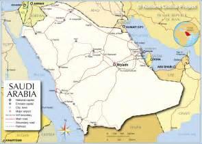Saudi Arabia World Map by Saudi Arabien Fluss Karte