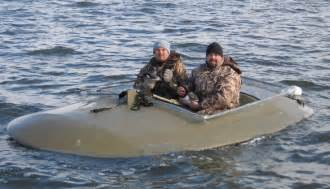 Duck Blind Boats One Man Duck Hunting Boats