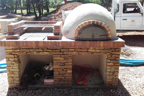 Four A Barbecue by Arc En Cr 233 Ation De Fours Et Barbecues En
