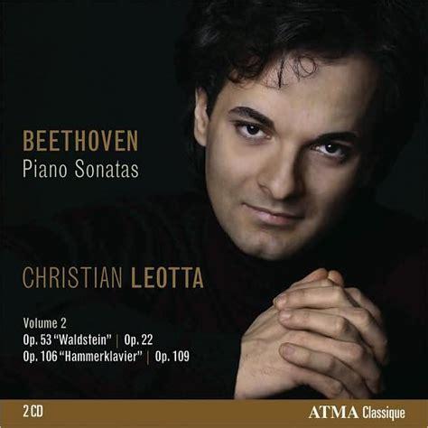 beethoven biography religion beethoven piano sonatas by christian leotta
