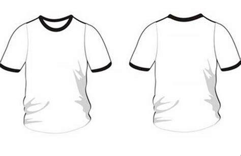 Kaos Anak Putih Polos gambar grosir kaos polos baju distro oblong kerah shirt