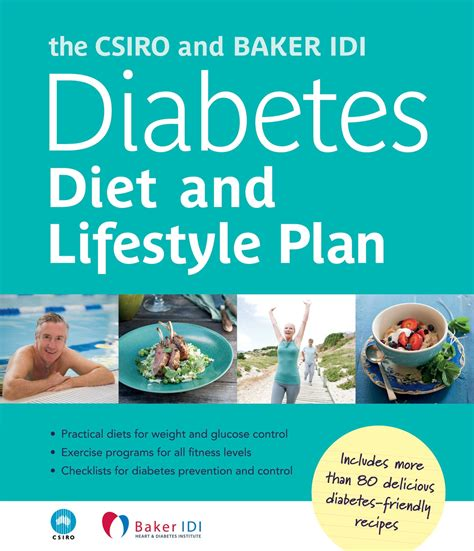 diabetes nutrition and electric medicine books book cover the csiro and baker idi diabetes diet and