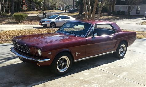 Mustang Auto 1966 by 1966 Ford Mustang Autos Post