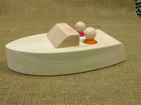 floating wooden boat toy floating wooden boat toy by uswoodtoys on etsy 15 00