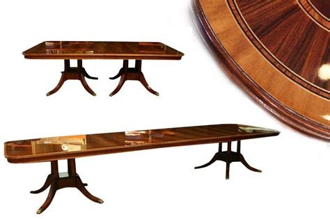 extra large dining room table extra large dining room table high end american finished