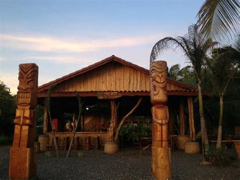 Tiki Shack Number Tiki Hut Bar And Restaurant Marbella Restaurant Reviews