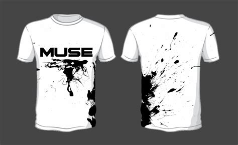 kaos muse tshirt 7 muse t shirt comp entry 2 by deverellnk on deviantart