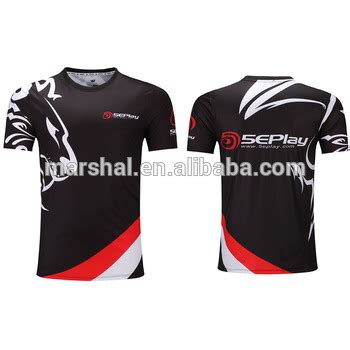 design your favorite jersey wallpaper marshal high quality custom sublimation printing t shirts