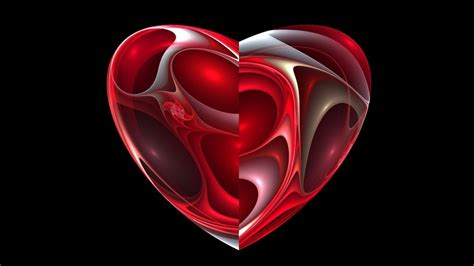 imagenes de amor en 3d con movimiento gratis im 225 genes de corazones para fondo de pantalla en 3d