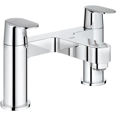 grohe bathroom grohe eurosmart cosmo bath filler chrome