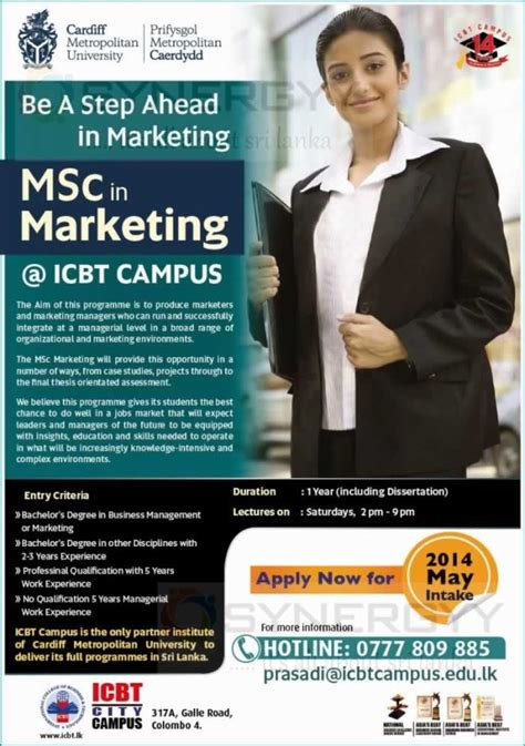 Jd Vs Mba Degree by Master In Llm Degree Programme By Icbt Sri Lanka