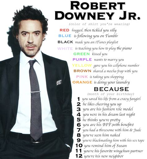 Robert Downey Meme - tiptoe through the tulips with me