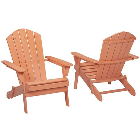 nectar folding outdoor adirondack chair 2 pack 2 1