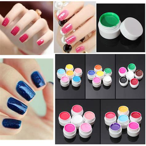 Gel L Nagels by Gel Nagel Set Kopen I Myxlshop