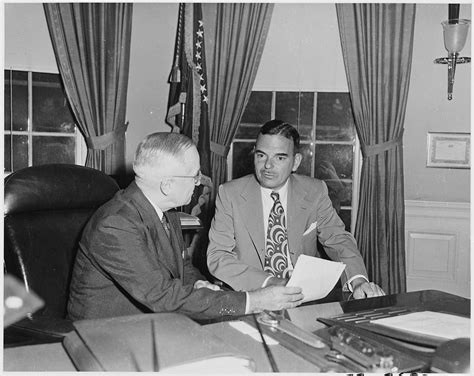 new oval office file photograph of president truman in the oval office