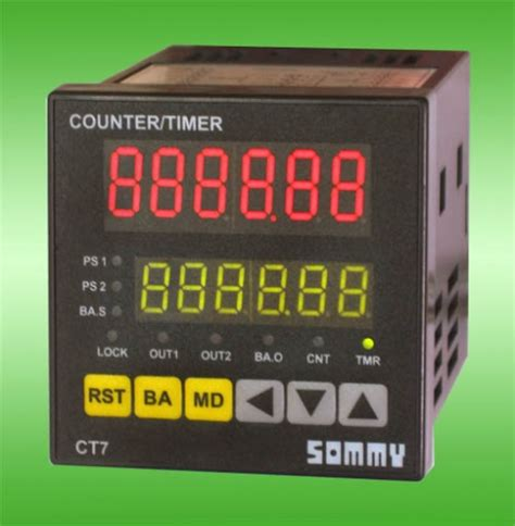 Timer Counter Digital all of counter timer
