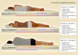 matratze umtauschen das schlafsystem r 252 ckenschmerzen schmerzfrei schlafen