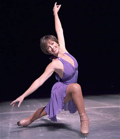 Dorothy Hamill Being Treated For Breast Cancer by The Top 10 Richest Figure Skaters Of 2016