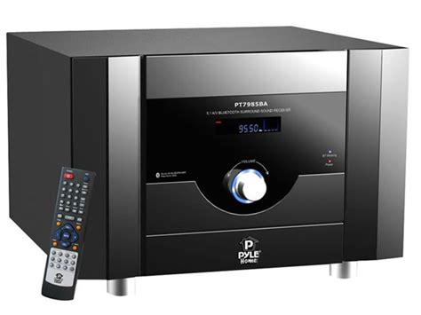 pyle 7 1ch home theater system with bt
