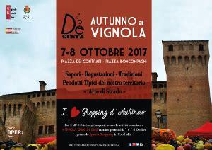 Comune Di Vignola Ufficio Anagrafe by Autunno A Vignola Citt 224 Di Vignola Turismo Ed Eventi