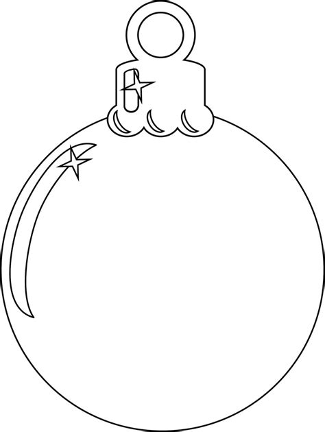Free Ornaments Coloring Pages Printables Christmas Ornament Add Your Own Colours Feel Free To by Free Ornaments Coloring Pages Printables