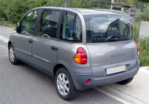 fiat multipla fiat multipla reviews fiat multipla car reviews