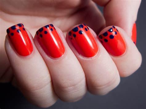 imagenes de uñas pintadas de color rojo u 241 as decoradas las mejores ideas para tu manicura