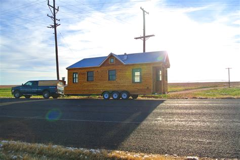 Road House Trailer by Custom 30 Foot House