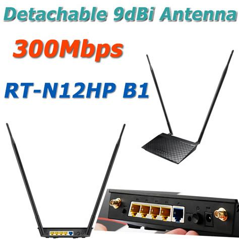 Router Asus Rt N12hp firmware minihere