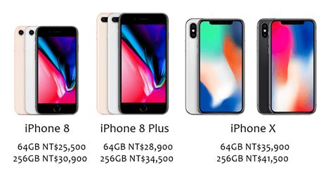 iphone x 8 8plus 售價價格預購 綠色工廠
